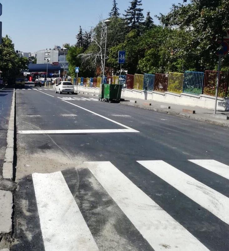 Радови у Мештровићевој улици