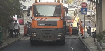 Наставак радова у Шуматовачкој улици